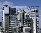Lloyd's Building, City of London, 1986 - 106-490-1