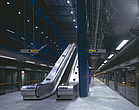 North Greenwich Station, Jubilee Line Extension, London Underground - 9190-20-1