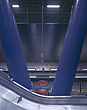 North Greenwich Station, Jubilee Line Extension, London Underground - 9190-30-1