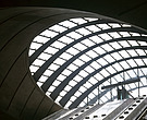 Canary Wharf Station, Jubilee Line Extension, London Underground, London - 9191-30-1