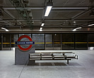 Canada Water Station, Jubilee Line Extension, London Underground, London - 9192-40-1