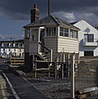 Old Signal Box, Instow, Devon, England - 9474-10-1