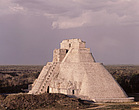 Uxmal, Yucatán, Mexico - Pyramid of the Magician - 23952-70-1