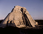 Uxmal, Yucatán, Mexico - Pyramid of the Magician - 23952-80-1