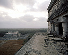 Chichen Itza, Yucatán, Mexico - Top of the Pyramid of Kukulcan - 23953-20-1