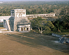Chichen Itza, Yucatán, Mexico - The entrance to the ball court - 23953-40-1