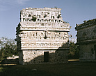Chichen Itza, Yucatán, Mexico - La Iglesia, The Church with its ornately carved facade - 23953-60-1