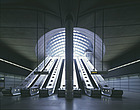 Canary Wharf Station, Jubilee Line, London - 10169-10-1