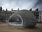 Architectural Association DRL10 pavilion, Bedford Square, London - 12257-10-1