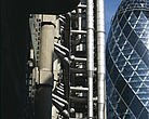 30 St Mary Axe, the Gherkin, City of London, 1997-2004 - 10686-90-1