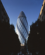 30 St Mary Axe, the Gherkin, City of London, 1997 - 2004 - 10696-100-1