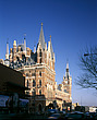 The Grand Midland Hotel and St Pancras Station, London - 1413-220-1
