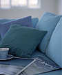 Close-up of Cushions on Sofa - 24265-170-1