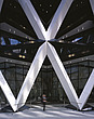 30 St Mary Axe, the Gherkin, City of London, 1997 - 2004 - 10781-40-1
