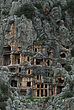 Rock-cut tombs, Myra - 10644-190-1