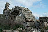 Ancient Roman arch, Perge, Turkey - 10644-250-1