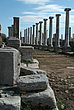 Ancient street and columns, Roman site, Perge, Turkey - 10644-260-1