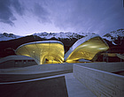 Hungerburg Station, Nordkettenbahnen, Nordpark, Innsbruck, Austria - 30042-90-1