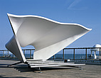 Mobile Bandstand, De La Warr Pavilion, Bexhill-on-Sea - 10819-10-1