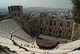 The Odeon of Herod Atticus, Acropolis, Athens - 10650-40-1