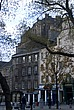 Edinburgh Castle as seen from Grassmarket, Edinburgh - 12614-40-1