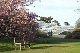 View of Princess of Wales Conservatory, Kew Gardens, Kew, Greater London - 12656-640-1