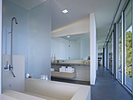 Modern bathroom, Briarcrest House, Beverly Hills, California - 12600-380-1