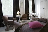 Chairs and fence in a romantic room - 12688-20-1