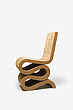 Cardboard Wiggle Chair, 1972 - 12528-1100-1
