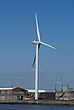 Windmill on the old docks west of Liverpool, Merseyside, England - 12790-100-1