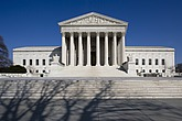 Supreme Court Building, Washington D - 12565-220-1