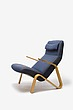 Grasshopper Lounge Chair, Finnish, 1946, manufactured by Knoll - 12528-1720-1