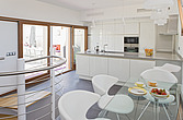 Mallorca Palma penthouse renovation, kitchen - 12923-80-1