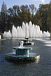 Water fountains in Battersea Park - 12983-180-1