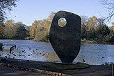 Sculpture in Battersea Park - 12983-70-1