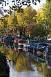 Canal boats and Autumn colours, Little Venice - 12983-710-1