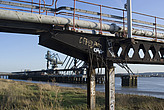 Power station dock, Tilbury  - 12983-810-1
