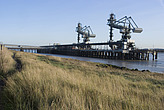Power station dock, Tilbury  - 12983-820-1