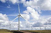 Whitelee Wind Farm, near Glasgow - 12991-120-1