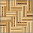 illustration wooden parquet strip flooring with basket weave pattern - 80004-80-1