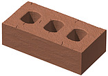 illustration perforated brick - 80008-20-1