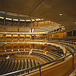 Auditorium of Glyndebourne concert hall, Sussex, England, UK - 60268-10-1