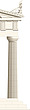 illustration Doric order column - 80010-30-1