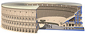 illustration Roman amhitheatre