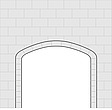 Illustration low-profile window - 80011-110-1