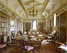 This magnificent library has been furnished like a drawing room with comfortable sofas and armchairs - 61196-10-1