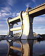 The Falkirk Wheel, Rough Castle, near Falkirk, Scotland - 11001-40-1