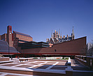 British Library, St Pancras, London - 8300-20-1