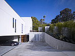 Modern detached house, West Hollywood, California - 13141-10-1