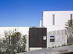 Modern detached house, West Hollywood, California - 13141-250-1